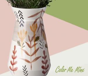 Glen Mills Minimalist Vase