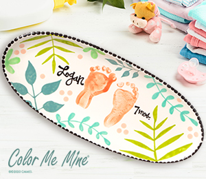 Glen Mills Tropical Baby Tray