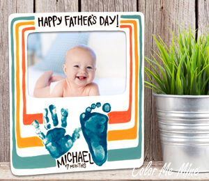 Glen Mills Father's Day Frame