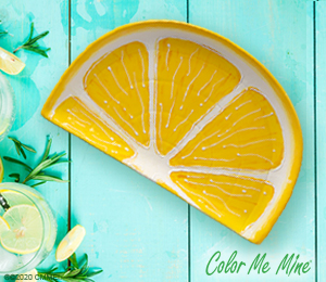 Glen Mills Lemon Wedge