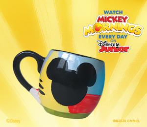Glen Mills Mickey's Bubble Mug