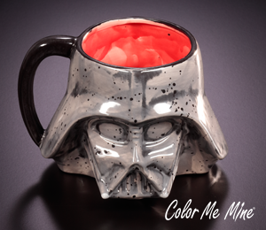 Glen Mills Darth Vader Mug