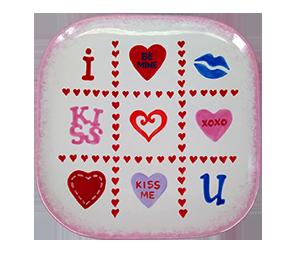 Glen Mills Valentine's Tic Tac Toe