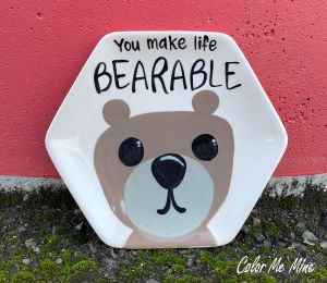 Glen Mills Bearable Plate