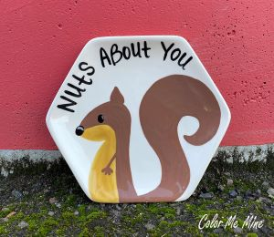 Glen Mills Squirrel Plate