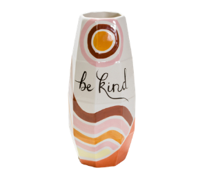 Glen Mills Be Kind Vase