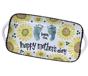 Glen Mills Footprint Flower Tray