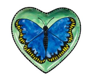 Glen Mills Butterfly Plate