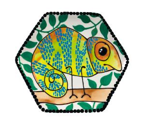 Glen Mills Chameleon Plate